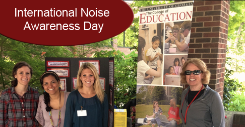 International Noise Awareness Day 2014